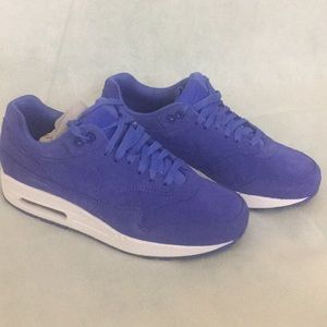 Nike Women's Air Max 1 PRM Saphire Shoes